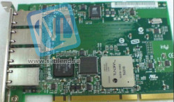 Сетевая карта Intel Pro/1000 MT Quad Port Server Adapter i82546EB 4x1Гбит/сек 4xRJ45 PCI/PCI-X-PWLA8494MT(NEW)