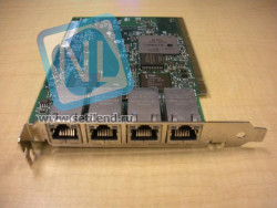 Сетевая карта Intel Pro/1000 MT Quad Port Server Adapter i82546EB 4x1Гбит/сек 4xRJ45 PCI/PCI-X-C32199-001(NEW)