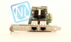 Сетевая карта Intel Pro/1000 PT Dual Port Server Adapter i82571EB 2x1Гбит/сек 2xRJ45 LP PCI-E4x-D50865-004(new)