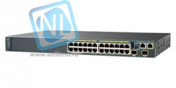 Коммутатор Cisco Catalyst WS-C2960S-24PD-L