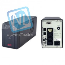 SC420I, Smart-UPS SC, Line-Interactive, 420VA / 260W, Tower, IEC, Serial