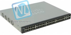Коммутатор Cisco SF300-48PP
