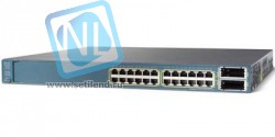 Коммутатор Cisco Catalyst WS-C3560E-24PD-S