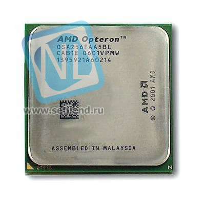 Процессор HP 2.6-GHz 6MB, Opteron 2382 Proliant/Blade Systems-496543-004(NEW)