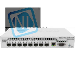 Коммутатор Cloud Router Switch Mikrotik CRS309-1G-8S+IN