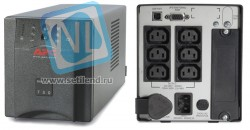 SUA750I, Smart-UPS SUA, Line-Interactive, 750VA / 500W, Tower, IEC, Serial+USB, SmartSlot