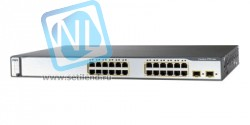 Коммутатор Cisco Catalyst WS-C3750-24PS-S