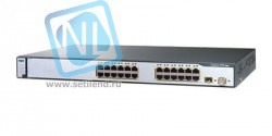 Коммутатор Cisco Catalyst WS-C3750-24TS-S