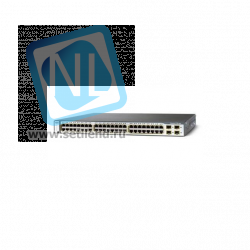 Коммутатор Cisco Catalyst WS-C3750-48PS-E